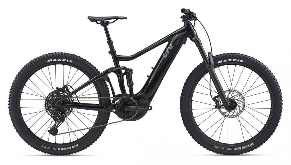 KOLO GIANT INTRIGUE E+ 2 PRO XS 2020 black
