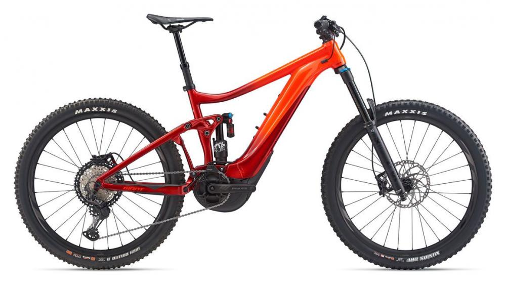KOLO GIANT REIGN E+ 1 PRO XL 2020 red