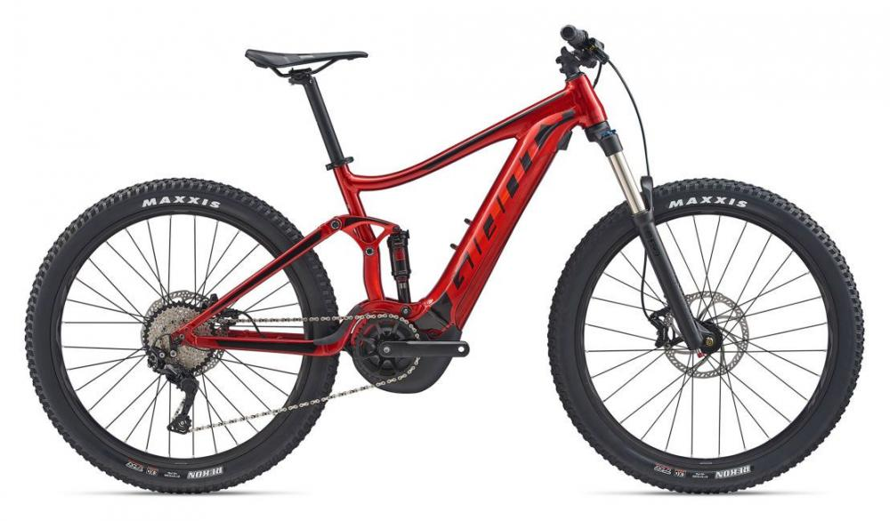 KOLO GIANT STANCE E+ 2 POWER S 2020 red