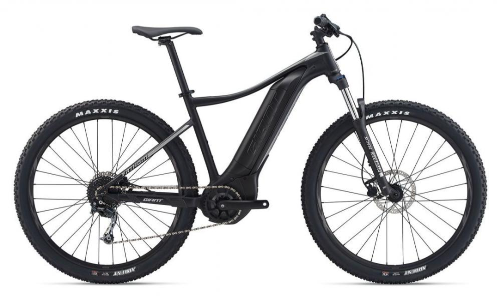 KOLO GIANT FATHOM E+ 3 POWER 29er S 2020 matt black