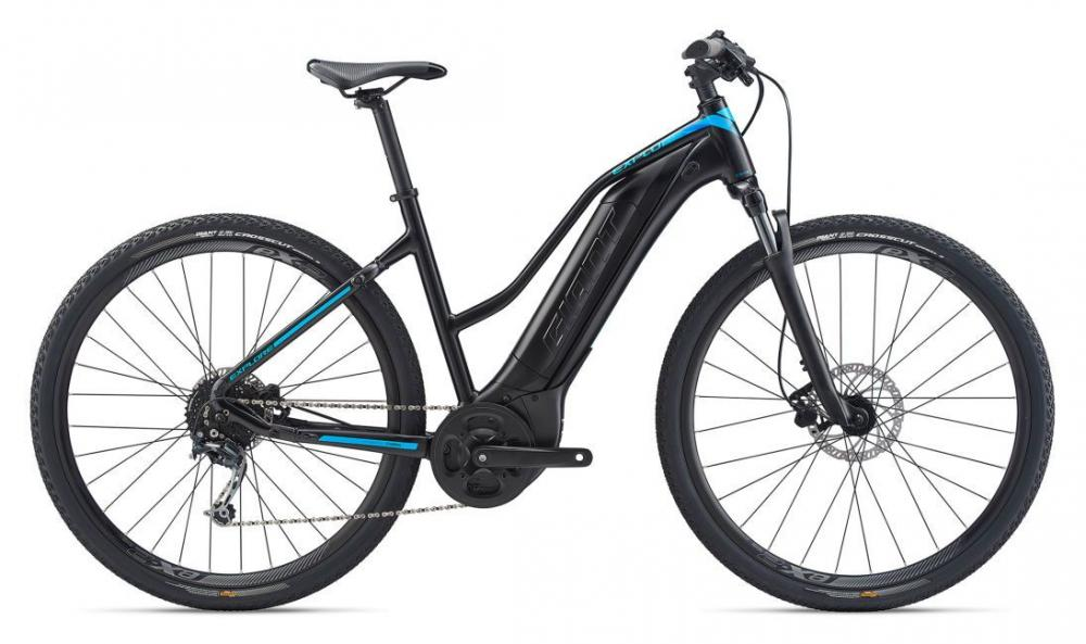 KOLO GIANT EXPLORE E+ 4 STA M 2020 black