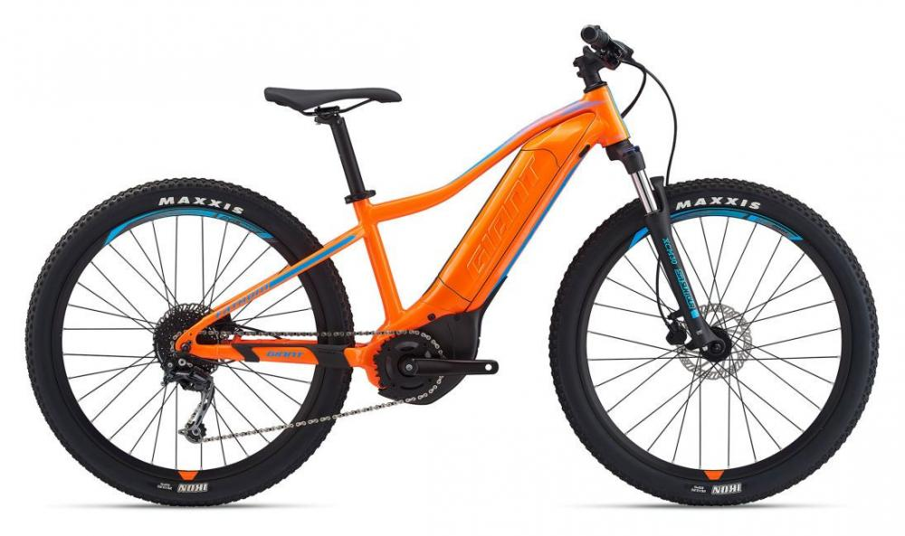 KOLO GIANT FATHOM E+ JUNIOR 2020 orange