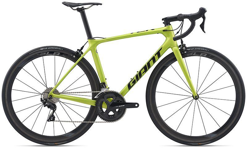 KOLO GIANT TCR ADVANCED PRO 2 M 2020 metalic lime*