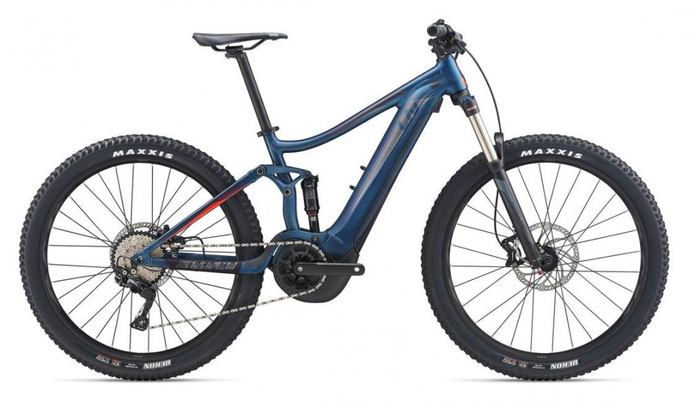 KOLO GIANT EMBOLDEN E+ 2 POWER XS 2020 navy grey