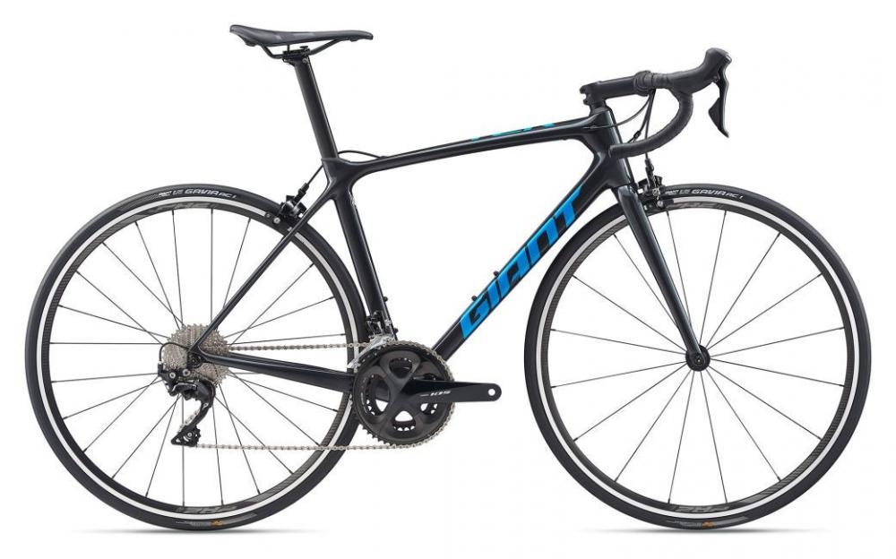 KOLO GIANT TCR ADVANCED 2 KING OF MOUNTAIN M 2020 gunmetal black