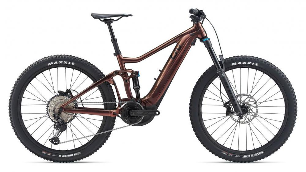 KOLO GIANT INTRIGUE E+ 1 PRO XS 2020 Chameleon Mars