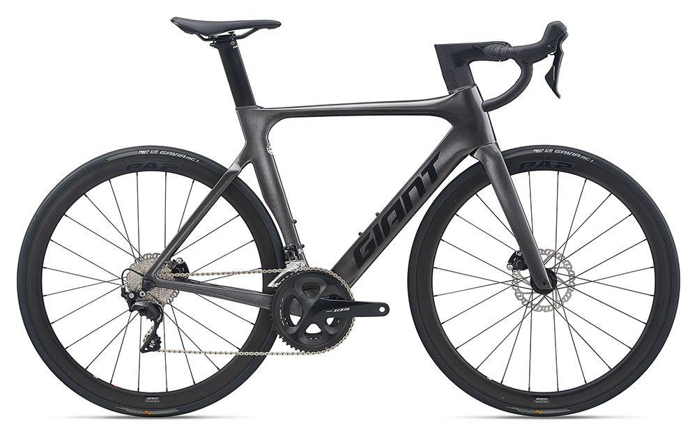 KOLO GIANT PROPEL ADVANCED 2 DISC XL 2021 metallic black