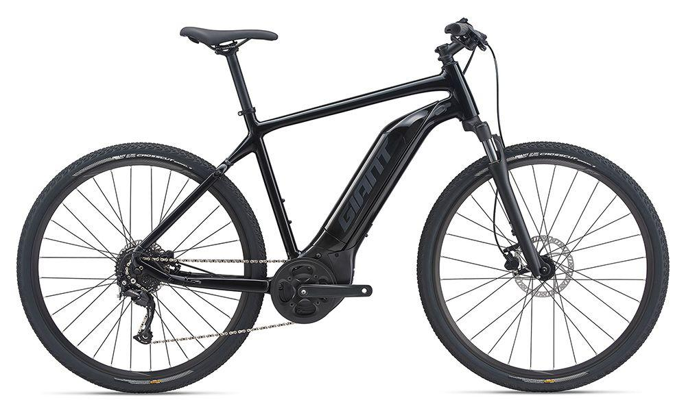 KOLO GIANT ROAM E+ GTS M 2021 black