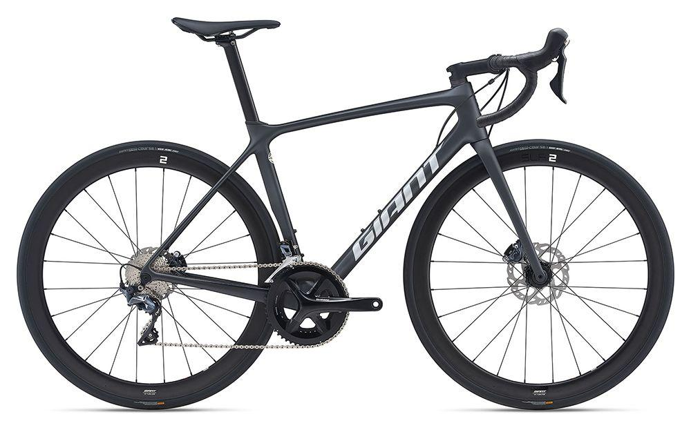 KOLO GIANT TCR ADVANCED 1+ DISC PRO COMPACT XL 2021 gunmetal black