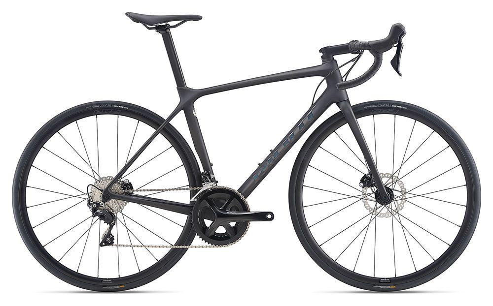 KOLO GIANT TCR ADVANCED 2 DISC PRO COMPACT ML 2021 carbon