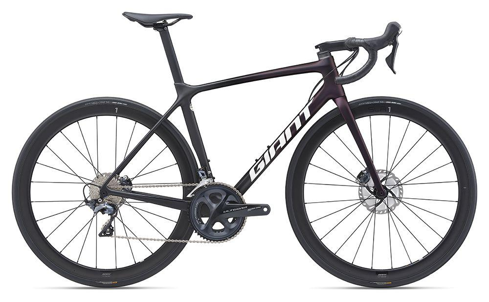 KOLO GIANT TCR ADVANCED PRO 1 DISC KING OF MOUNTAIN M 2021 rosewood carbon