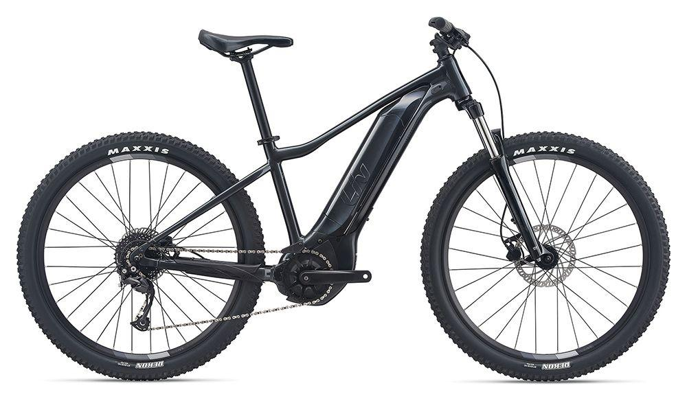 KOLO GIANT LIV TEMPT E+ 2 S 2021 gunmetal black