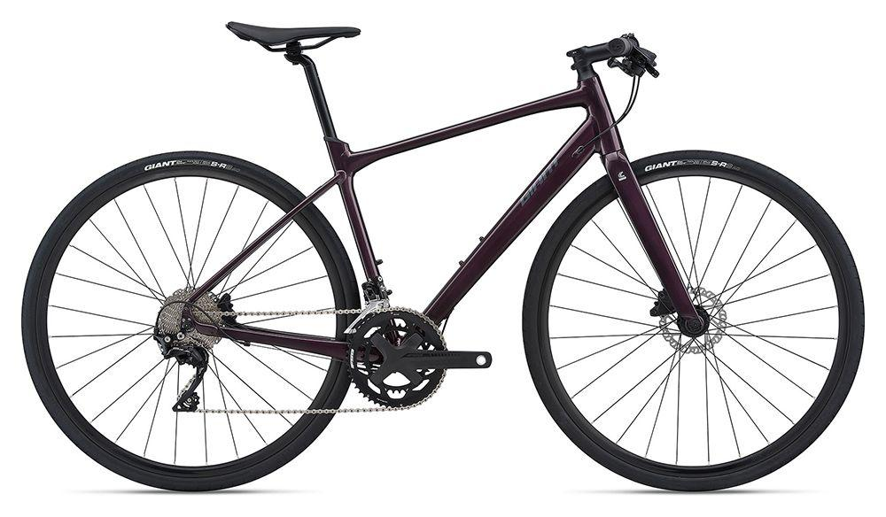 KOLO GIANT FASTROAD SL 1 L 2021 wine purple