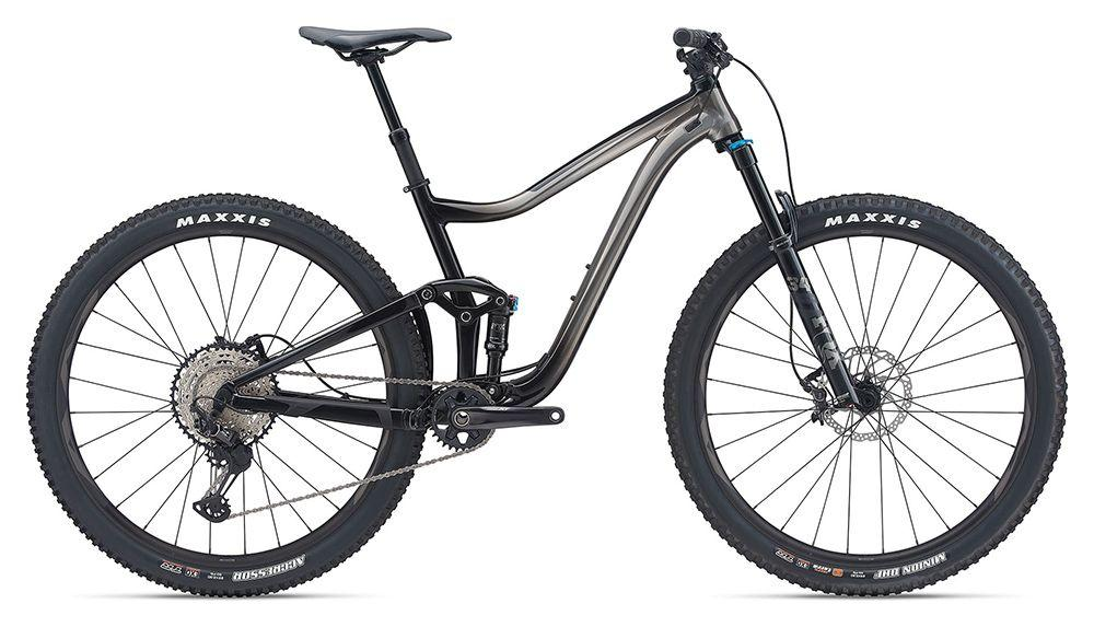 KOLO GIANT TRANCE 29er 1 M 2021 smoke metal black