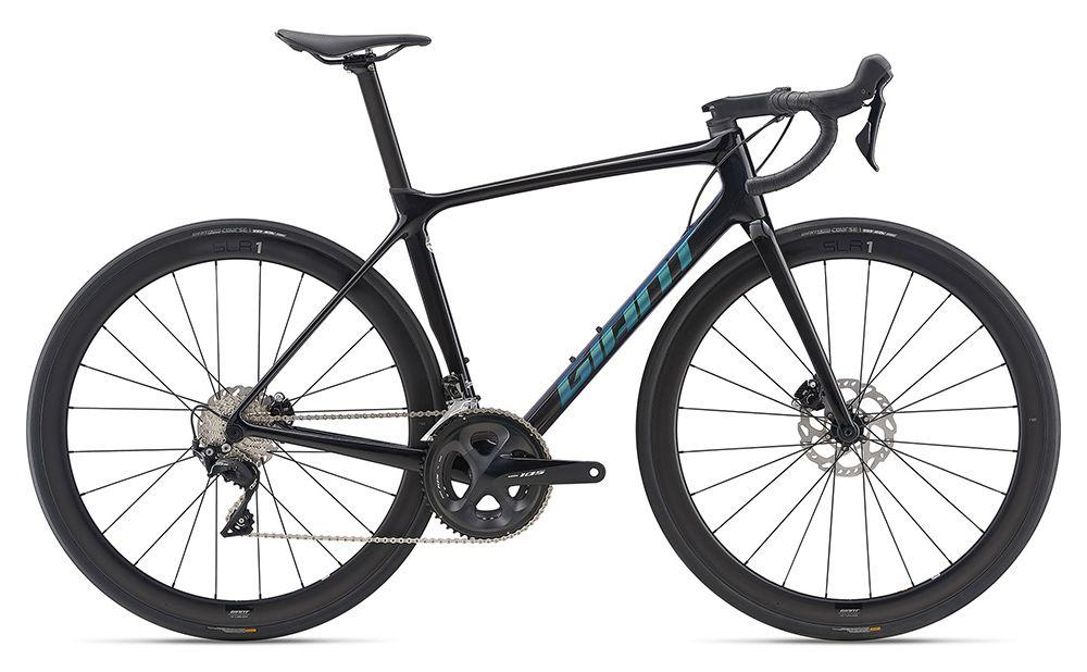 KOLO GIANT TCR ADVANCED PRO 2 DISC S 2021 carbon
