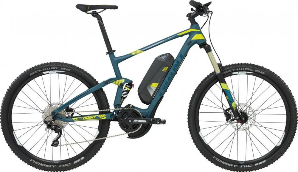 KOLO GIANT FULL E+ 2 S 2016