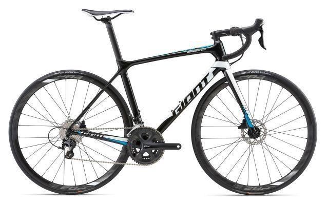 KOLO GIANT TCR ADVANCED 2 DISC M 2018
