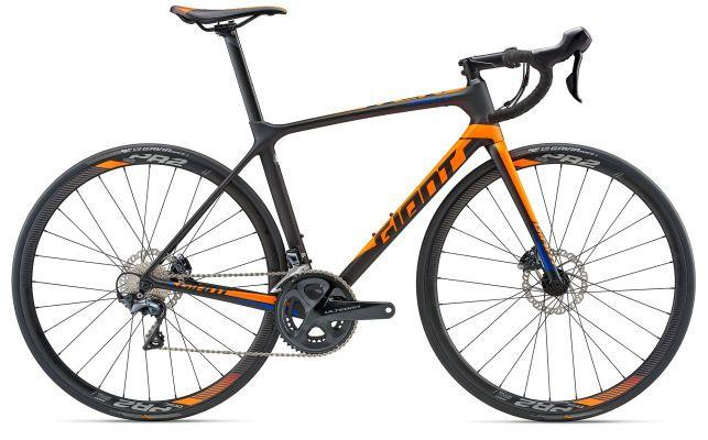 KOLO GIANT TCR ADVANCED 1 DISC L CARBON 2018
