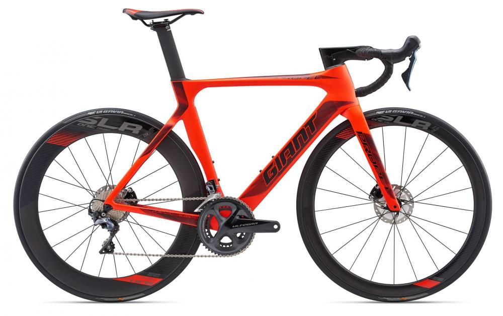 KOLO GIANT PROPEL ADVANCED DISC ML neon red 2018