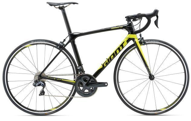 KOLO GIANT TCR ADVANCED 0 ML CARBON 2018