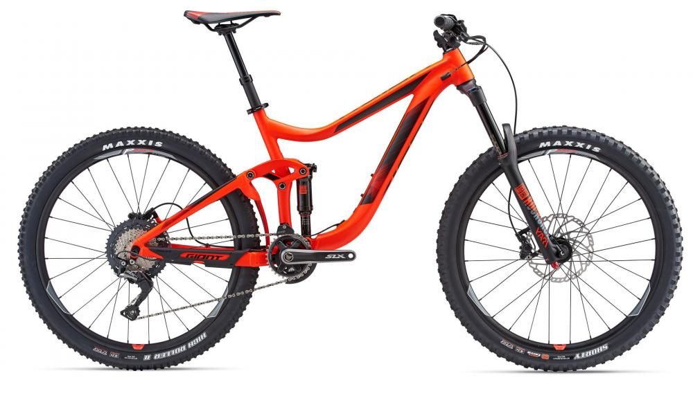 KOLO GIANT REIGN 2 L 2018 neon red