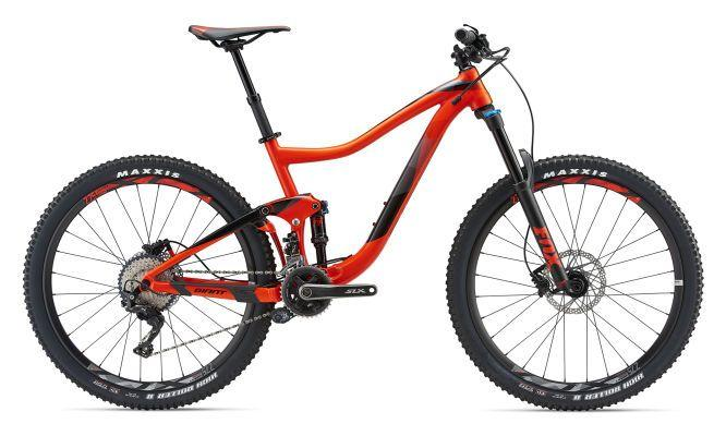 KOLO GIANT TRANCE 2 M GE 2018 neon red