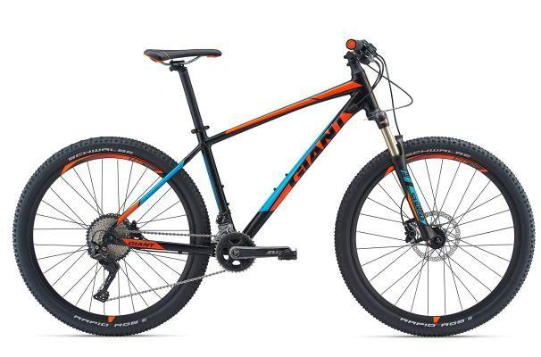 KOLO GIANT TALON 0 M 2018 black orange