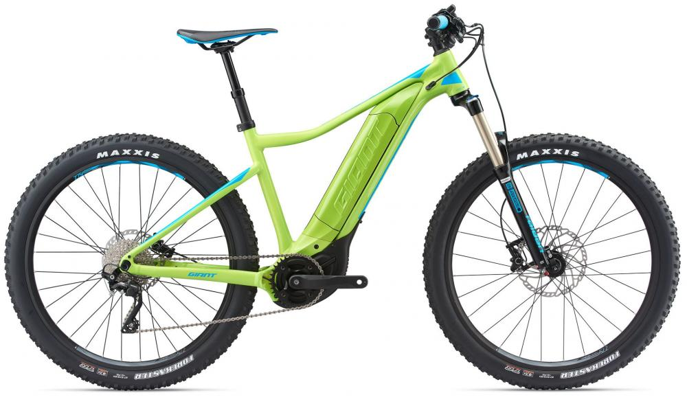 KOLO GIANT DIRT E+ 2 PRO XL 2018 Green Blue