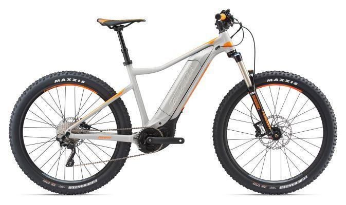 KOLO GIANT DIRT E+ 2 PRO S 2018 Grey Neon Orange
