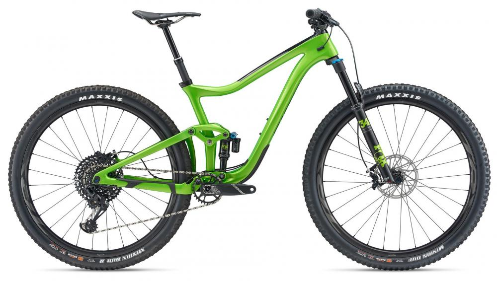 KOLO GIANT TRANCE ADVANCED PRO 29er 1 L 2019 metallic green