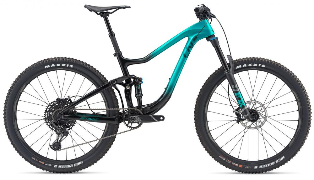 KOLO GIANT LIV INTRIGUE ADVANCED 2 S 2019 teal black