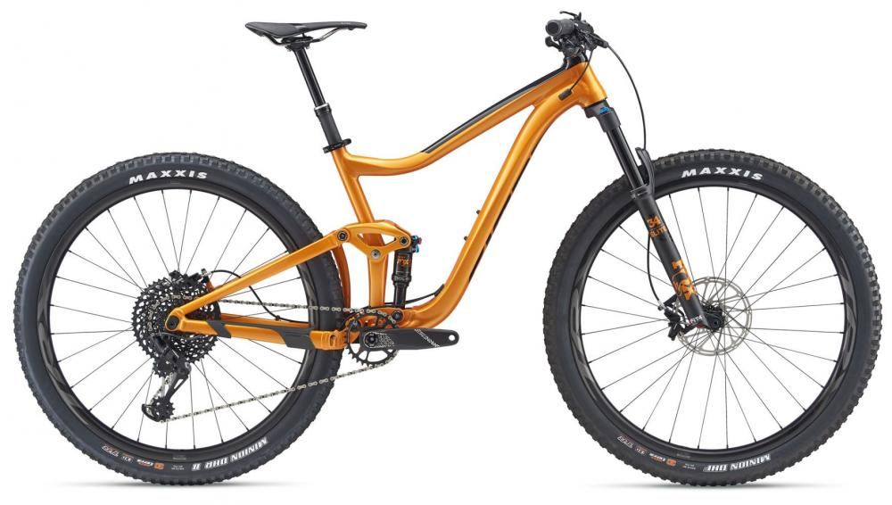 KOLO GIANT TRANCE 29er 1 M 2019 metallic orange