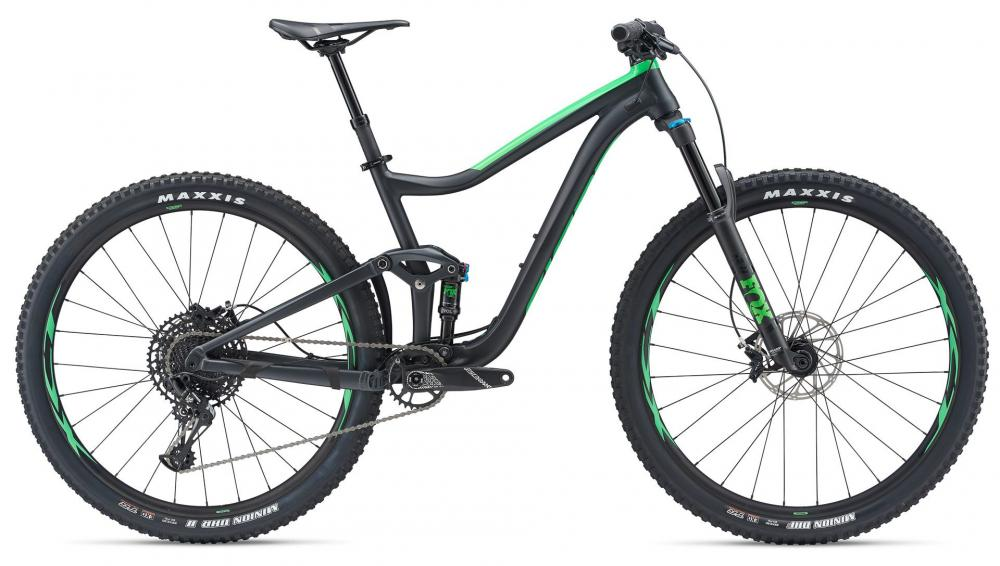 KOLO GIANT TRANCE 29er 2 L 2019 metallic black