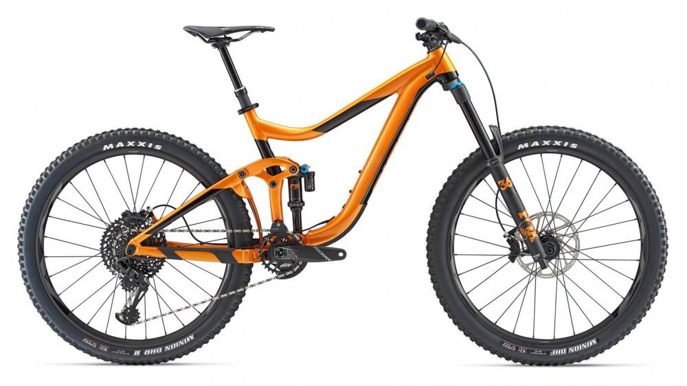 KOLO GIANT REIGN 1.5 GE M 2019 metalic orange