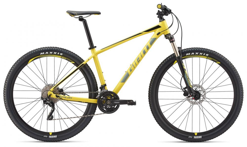 KOLO GIANT TALON 29er 1 GE M 2019 lemon yellow