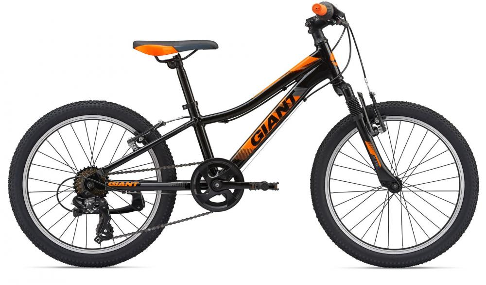 KOLO GIANT XTC JR (20) 2019 black,  za starost 5-8 let