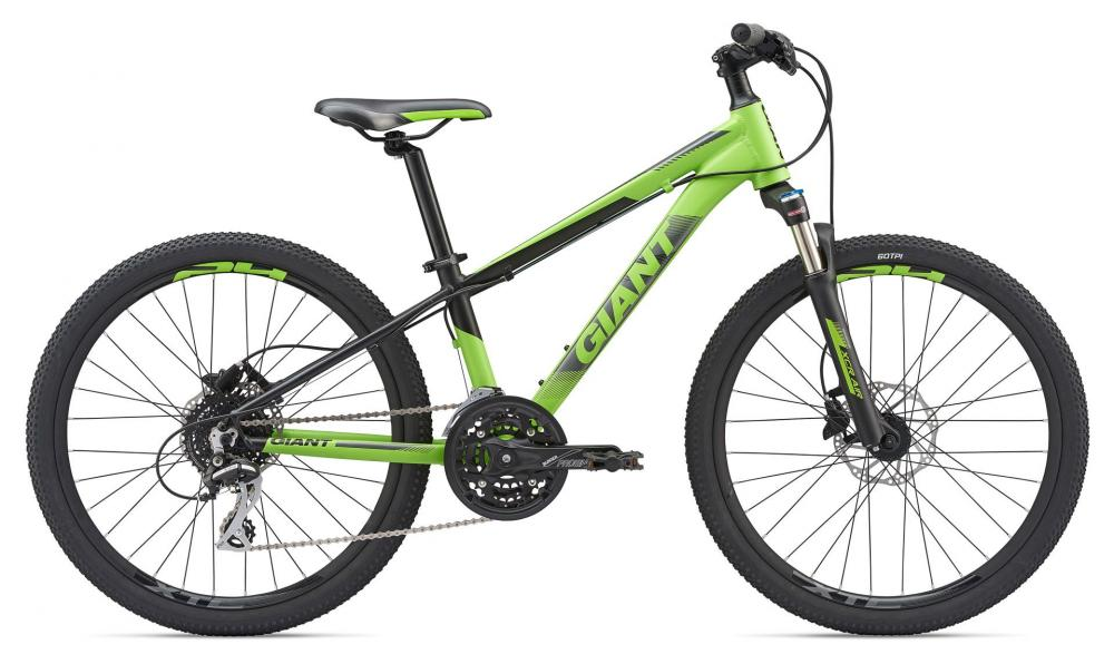 KOLO GIANT XTC SL JR (24) 2019 apple green za starost 8-12 let