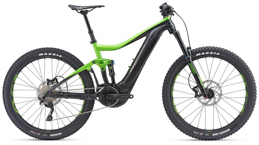 KOLO GIANT TRANCE E+ 3 PRO L 2019 green black