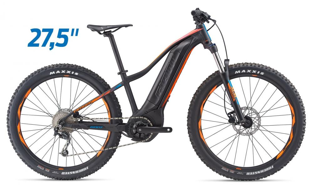 KOLO GIANT FATHOM E+ 3 POWER M 2019 black orange
