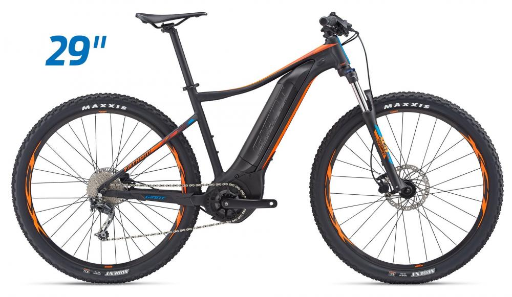 KOLO GIANT FATHOM E+ 3 POWER 29er L 2019