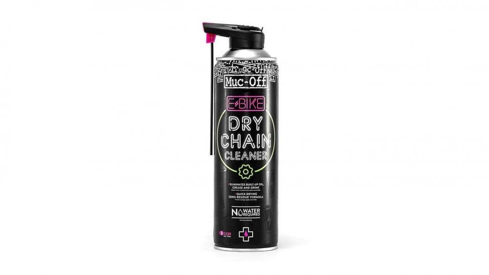 ČISTILO ZA VERIGO MUC OFF DRY E-BIKE 500ML MC1102