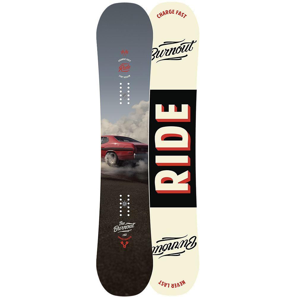 SNOWBOARD RIDE BURNOUT 152cm 2016