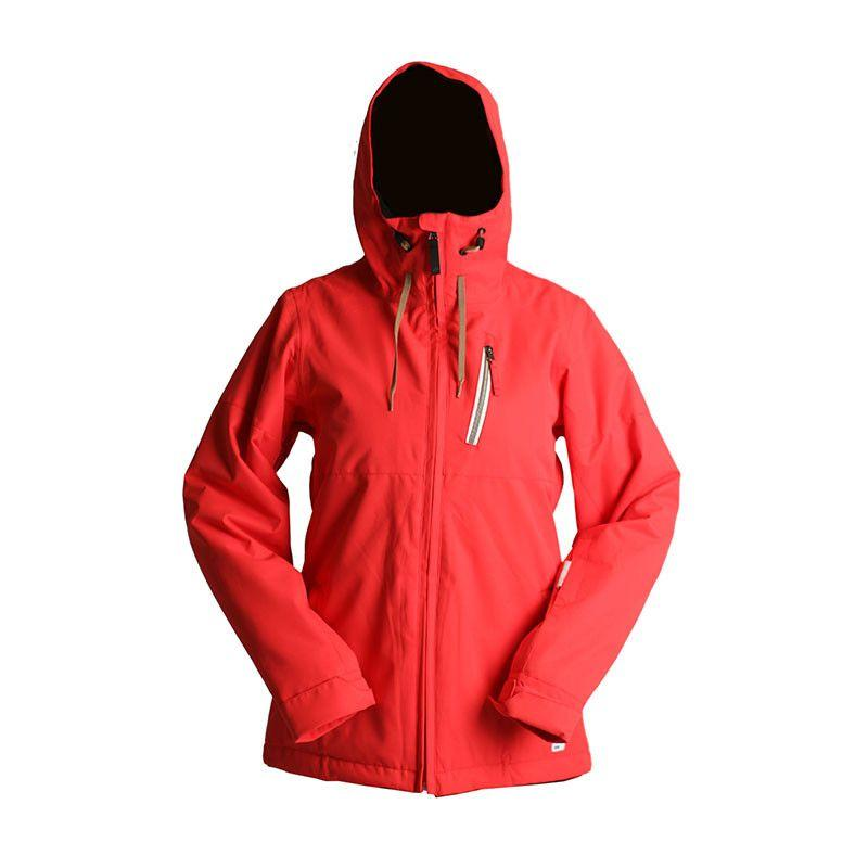 BUNDA RIDE WEDGEWOOD JACKET poppy red XS 2017