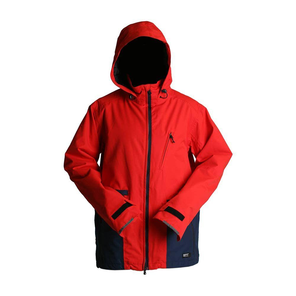 BUNDA RIDE NORTHLAKE JACKET red rover L 2017