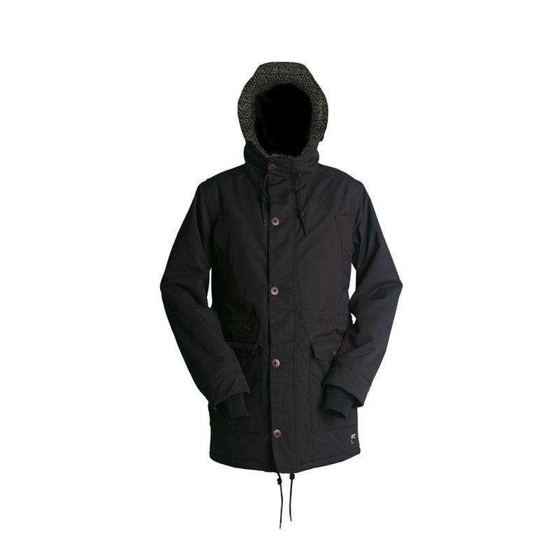 BUNDA RIDE BAKER PARKA black M 2017