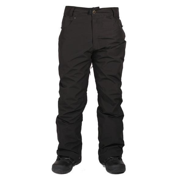 HLAČE RIDE MADRONA PANT L black 2018