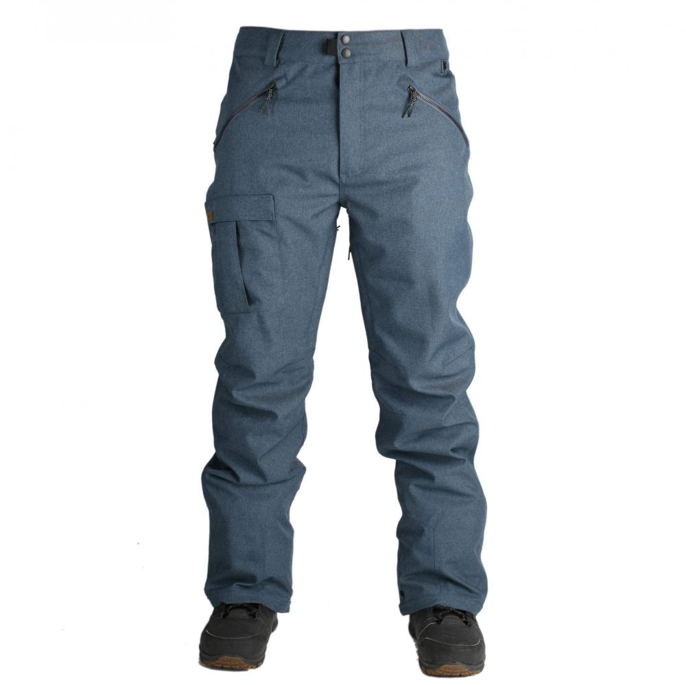 HLAČE RIDE YESLER PANT XL denim melange 2019