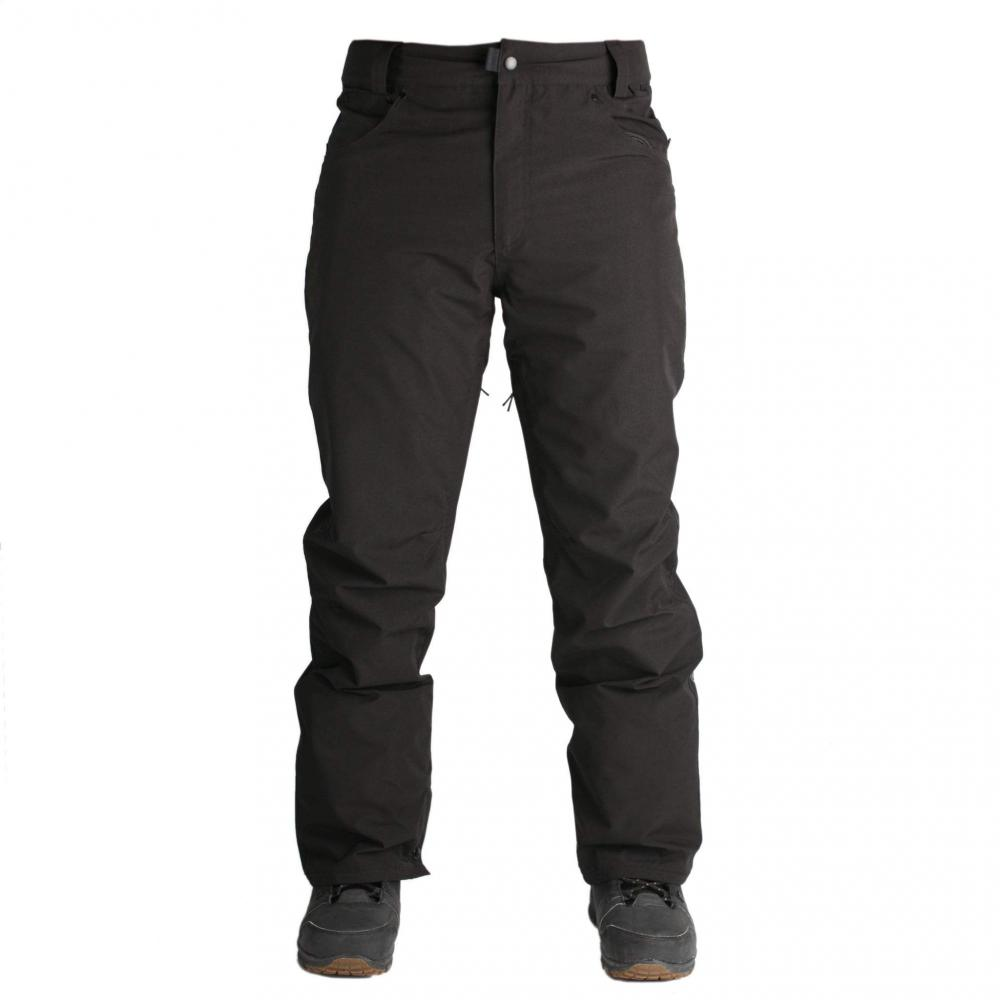 HLAČE RIDE MADRONA PANT M black 2019