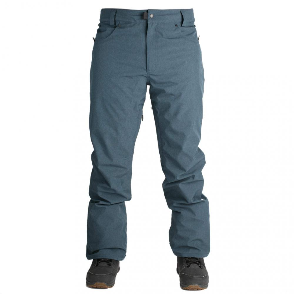HLAČE RIDE MADRONA PANT M denim melange 2019