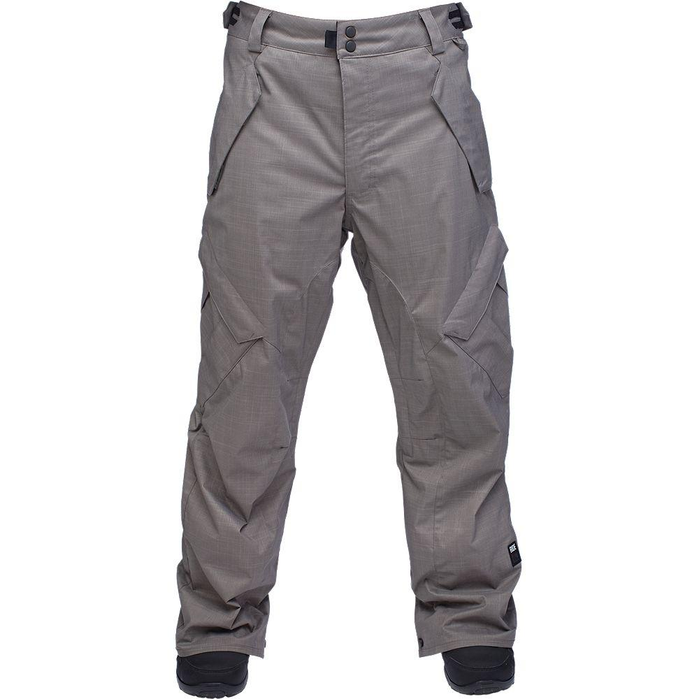 HLAČE RIDE  PHINNEY  INSULATED grey storm XS 2016
